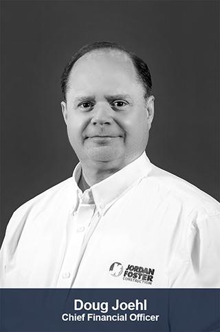 Doug Joehl - CFO