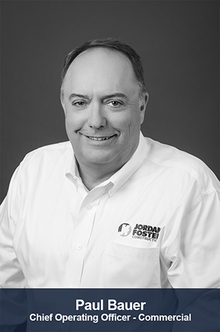 Paul Bauer - COO