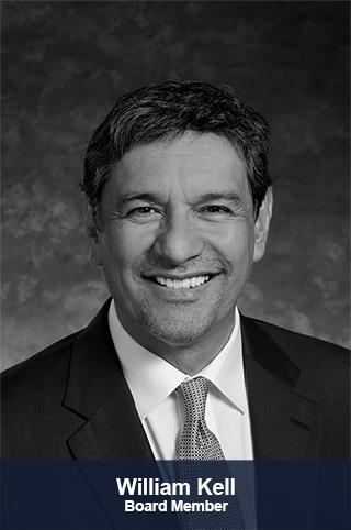 William Kell - Board Member