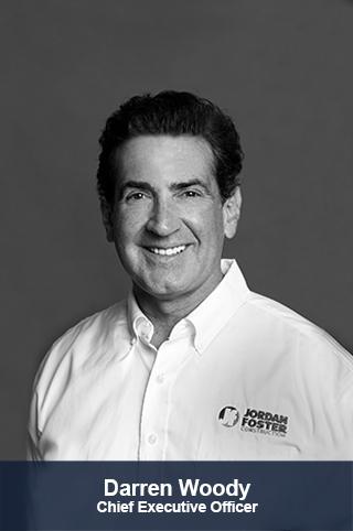 Darren Woody - CEO