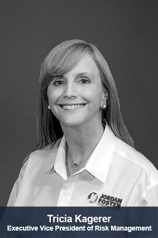 Tricia Kagerer - Executive VP of Risk Management