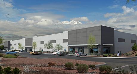 El Paso Logistics Park