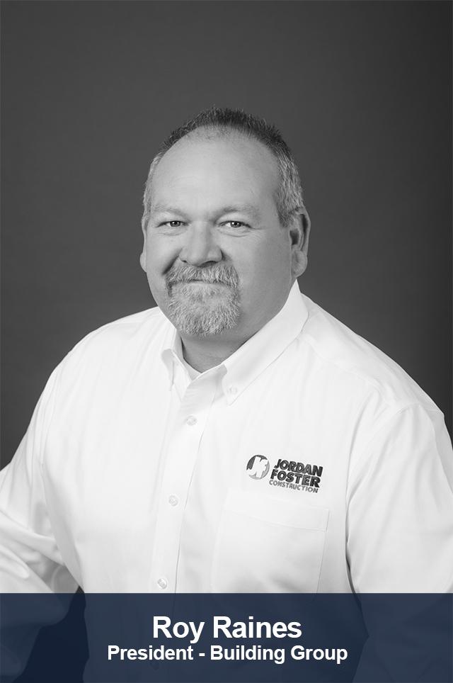 Roy Raines - Multifamily President